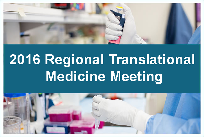 KCALSI's 2016 Translational Medicine Meeting Features Saint Luke's and UMKC