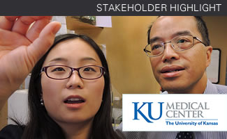 Vol 2, 2016 Stakeholder Highlight: KU Medical Center's Kidney Institute Leads the Charge in Translational Research