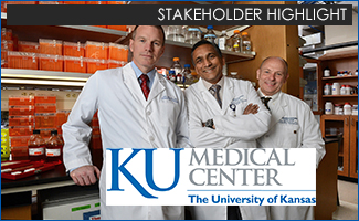 Vol. 3, 2017 KUMC Stakeholder Highlight: New Bladder Cancer Drug Set for First-in-Human Trials