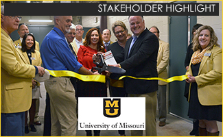 Vol. 3, 2017 MU Stakeholder Highlight: Fighting Disease and World Hunger