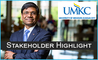 Vol. 2, 2018 UMKC Stakeholder Highlight: New UMKC Chancellor Has Research and Innovation Focus And Background