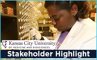 Vol. 3, 2018 Stakeholder Highlight: KCU Biosciences Student Wins Award for Research Impacting Anemia