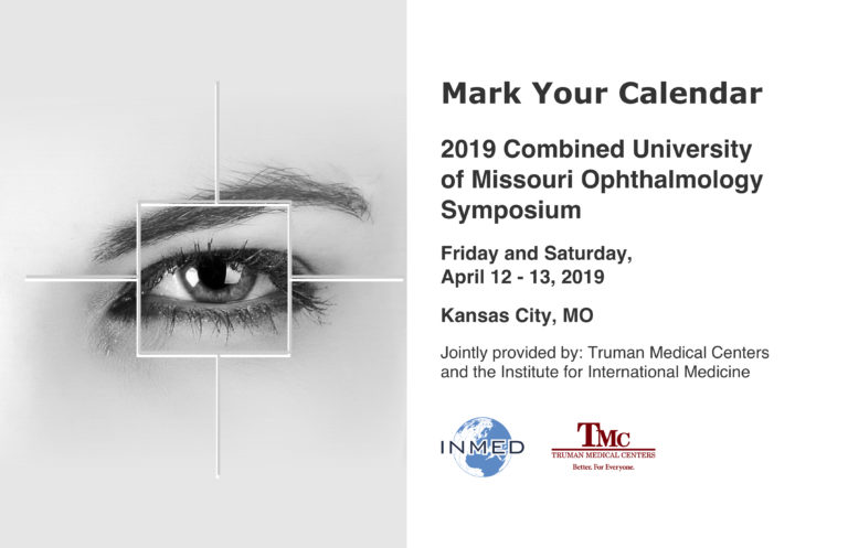 Combined University of Missouri Ophthalmology Symposium