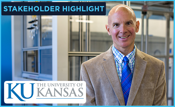 Vol. 1, 2019: Stakeholder Highlight: KU Faculty Member is Fifth to Earn Honor Recognizing His Inventions