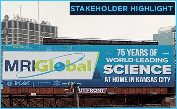 Vol. 2, 2019: Stakeholder Highlight: MRIGlobal Milestone Marks 75th Anniversary of Regional STEM Initiative