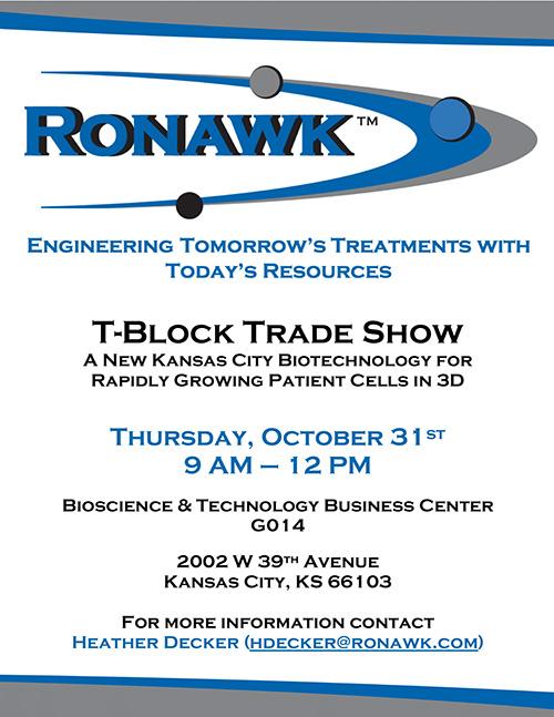 Ronawk Trade Show