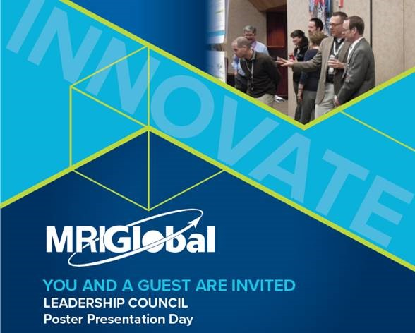 MRIGlobal: Leadership Council Poster Presentation Day