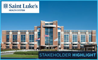 Vol. 3, 2019: Stakeholder Highlight: Saint Luke's Leads First of its Kind Trial to Help Patients with Heart Failure