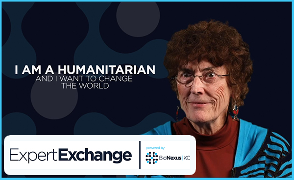Expert Exchange: UMKC Humanitarian Changes the World of HIV Research