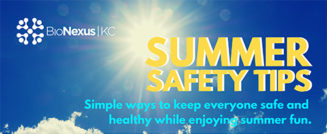 Quick Tips to Stay Safe on Hot Summer Days