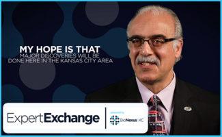 Expert Exchange: KCU Professor Developing Innovative Test for Early Diagnosis of Neurodegenerative Disease